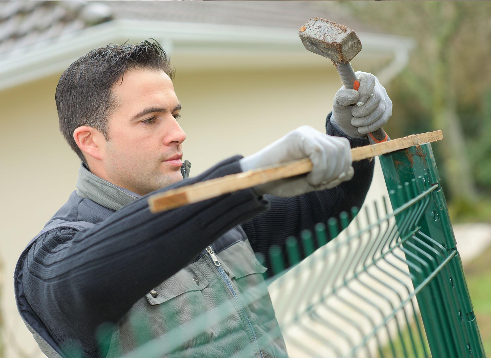 monter ogrodzeń