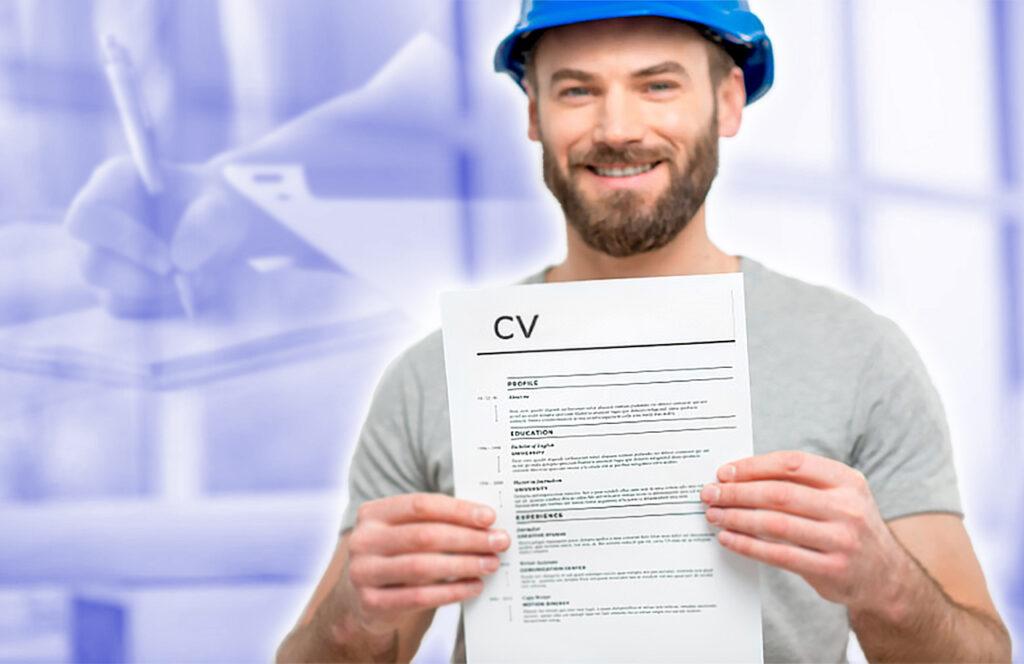 Napisać dobre CV